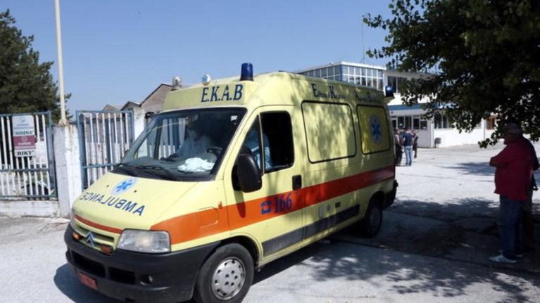 Γυναίκα έπεσε από μπαλκόνι τετάρτου ορόφου στην Θεσσαλανίκη