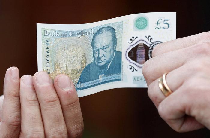 Χορτοφάγοι κατά της Τράπεζας της Αγγλίας για τα... χαρτονομίσματα