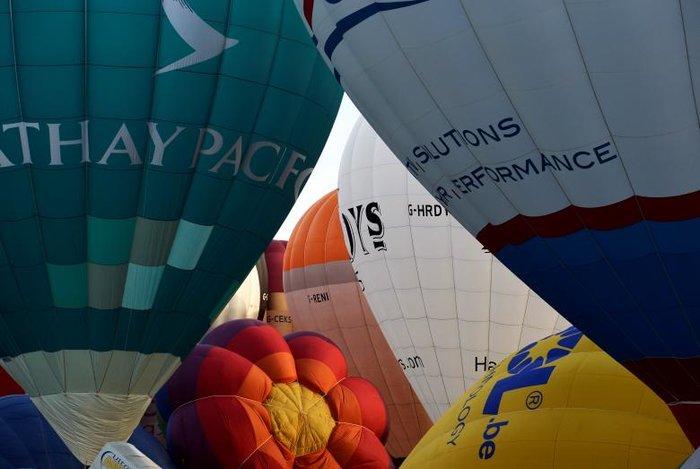 Μπρίστολ: Ξεκίνησε η 38η Παγκόσμια Συνάντηση Αερόστατων - εικόνα 2
