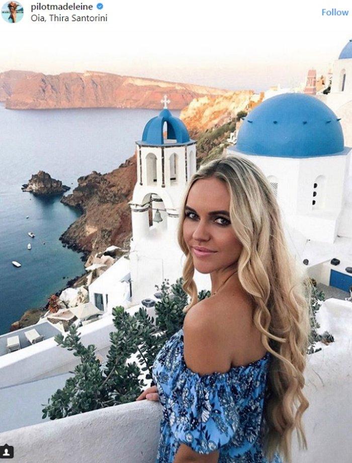 Η blogger από τη Γερμανία που λατρεύει Ζάκυνθο και Σαντορίνη (ΦΩΤΟ) - εικόνα 3
