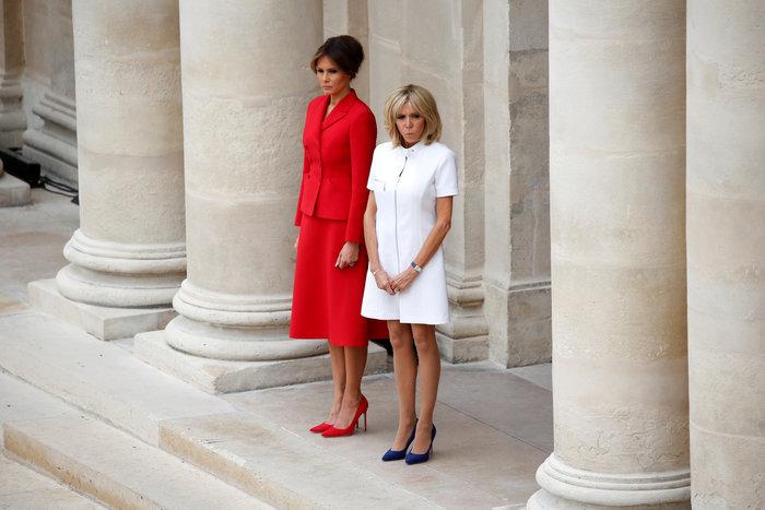 Περισσότερο από τη Vogue, η Μελάνια διαμορφώνει τη μόδα στον πλανήτη - εικόνα 4