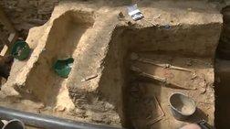 Αυτή η αρχαιολόγος έκλεψε τη δόξα ταφής