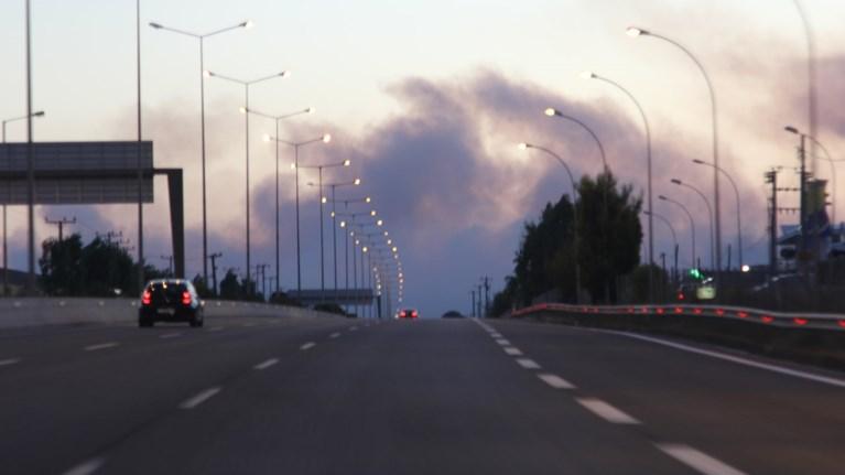 Αποτέλεσμα εικόνας για δρόμοι φωτιά