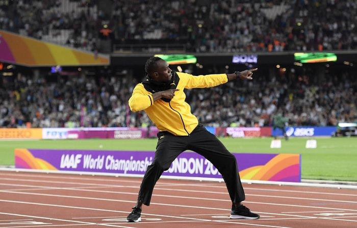 Γιουσέιν Μπολτ: η ιστορία του πιο γρήγορου ανθρώπου στον κόσμο - εικόνα 13