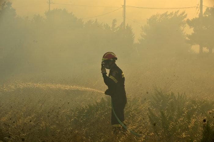 Αυτές είναι οι πιο καταστροφικές πυρκαγιές στην Ελλάδα