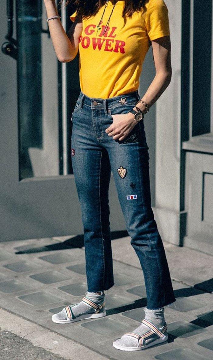 Κι όμως, το... πέδιλο-κάλτσα είναι το στιλ που αποθεώνουν τα fashion blogs - εικόνα 2