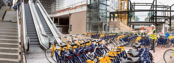 Άνοιξε στην Ολλανδία το μεγαλύτερο πάρκινγκ ποδηλάτων στον κόσμο - εικόνα 4