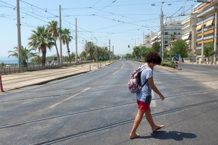 Δεκαπενταύγουστος στην άδεια Αθήνα και στην έρημη παραλιακή - εικόνα 4