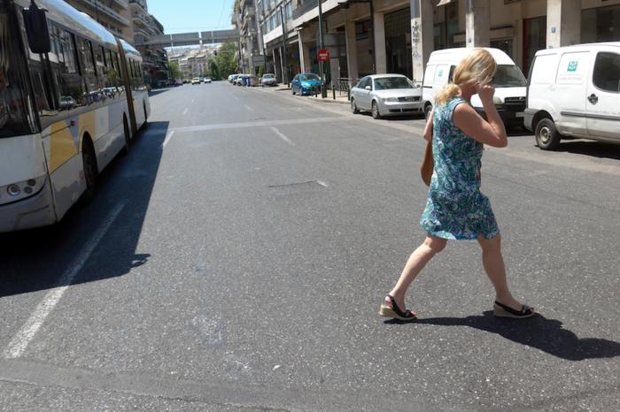 Δεκαπενταύγουστος στην άδεια Αθήνα και στην έρημη παραλιακή - εικόνα 7