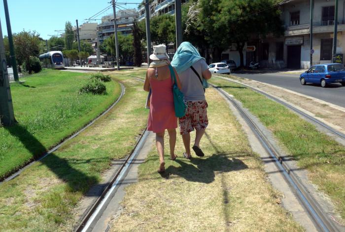 Δεκαπενταύγουστος στην άδεια Αθήνα και στην έρημη παραλιακή - εικόνα 8