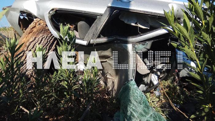 Τραγικό δυστύχημα στην Πατρών – Πύργου με θύμα έναν 25χρονο - εικόνα 2