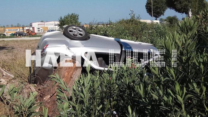 Τραγικό δυστύχημα στην Πατρών – Πύργου με θύμα έναν 25χρονο - εικόνα 4