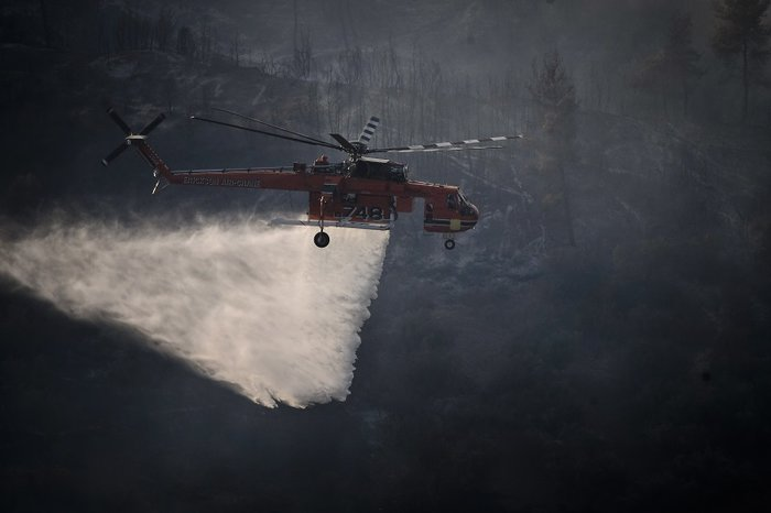 Φωτιές, η επόμενη μέρα: Οι ελλείψεις, οι πλημμέλειες και οι ευθύνες - εικόνα 4