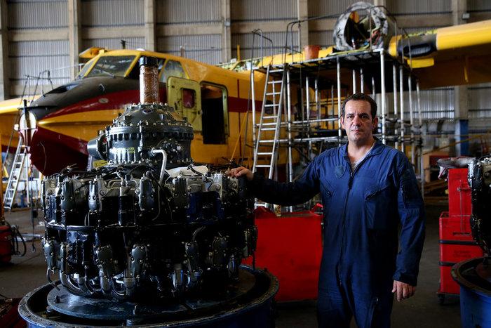 Συγκλονιστικές εξομολογήσεις από τους πιλότους των Canadair