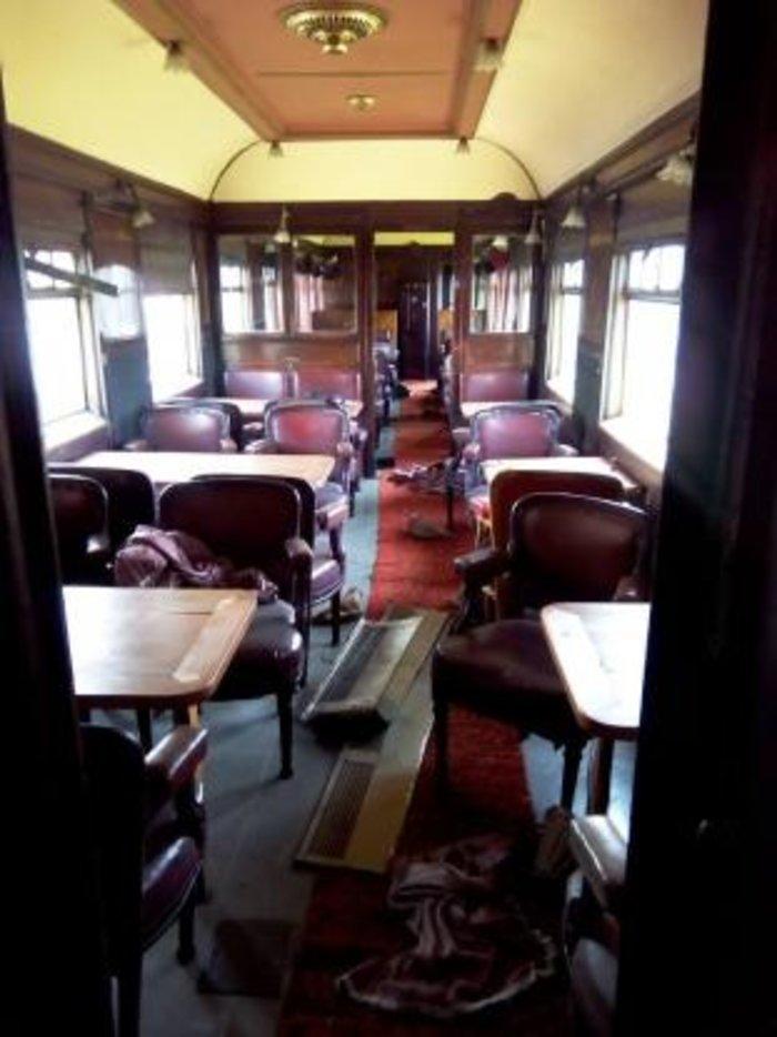 Βανδάλισαν το ιστορικό Orient Express στη Θεσσαλονίκη