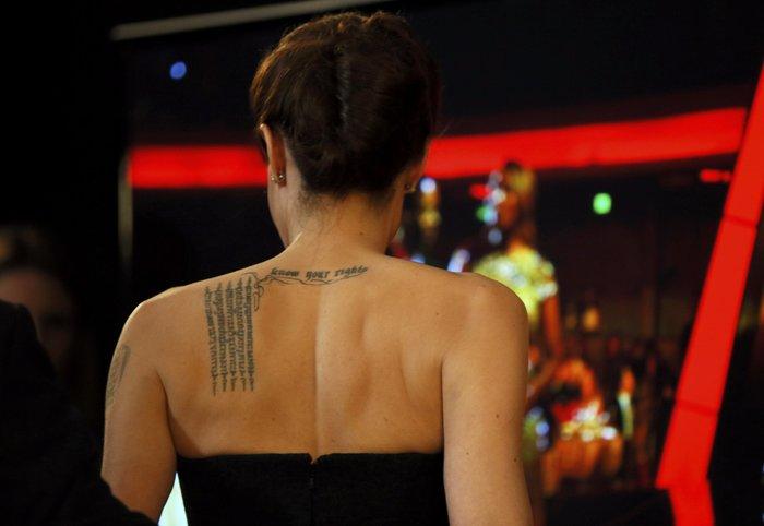 Η 11χρονη κόρη των Τζολί - Πιτ στα βήματα της μαμά της: Εκανε τατουάζ