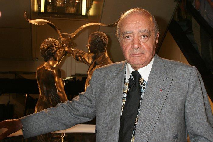 Μοχάμεντ Αλ Φαγέντ - SPLASH