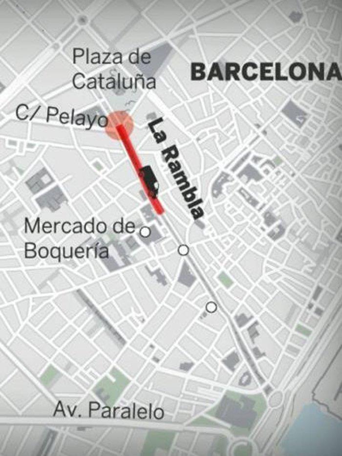 Ο τρόμος επέστρεψε στην Ισπανία: Μακελειό με 13 νεκρούς - εικόνα 2