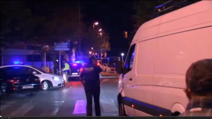 Δεύτερη τρομοκρατική επίθεση τα ξημερώματα στην Ισπανία