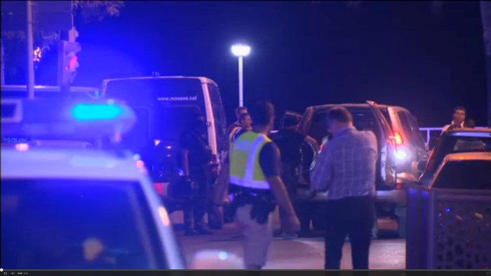 Δεύτερη τρομοκρατική επίθεση τα ξημερώματα στην Ισπανία - εικόνα 2