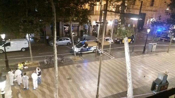 Τρόμος πάνω από την Ισπανία μετά το διπλό χτύπημα του ISIS - εικόνα 4