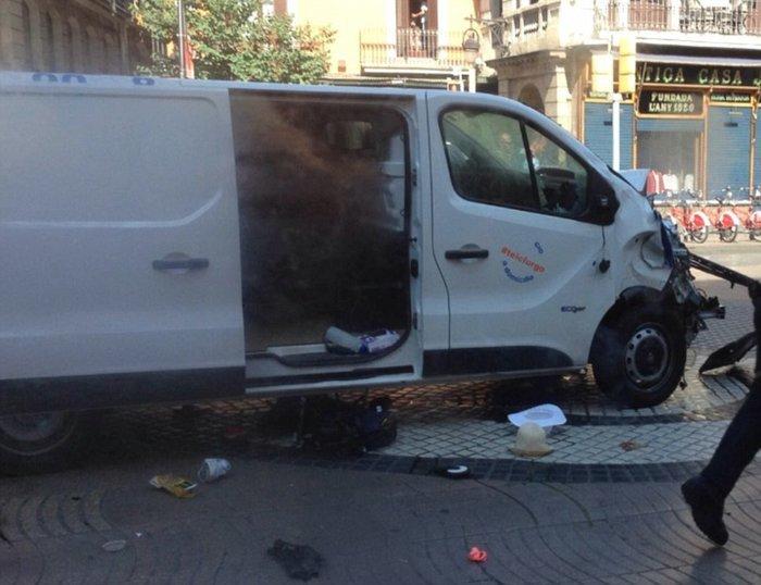 Τρόμος πάνω από την Ισπανία μετά το διπλό χτύπημα του ISIS - εικόνα 10