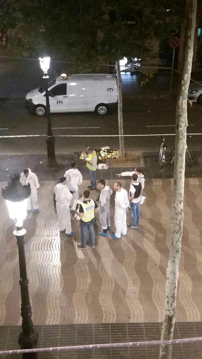 Σοκ: Ήθελαν να χρησιμοποιήσουν φιάλες βουτανίου στην επίθεση στη Βαρκελώνη - εικόνα 4