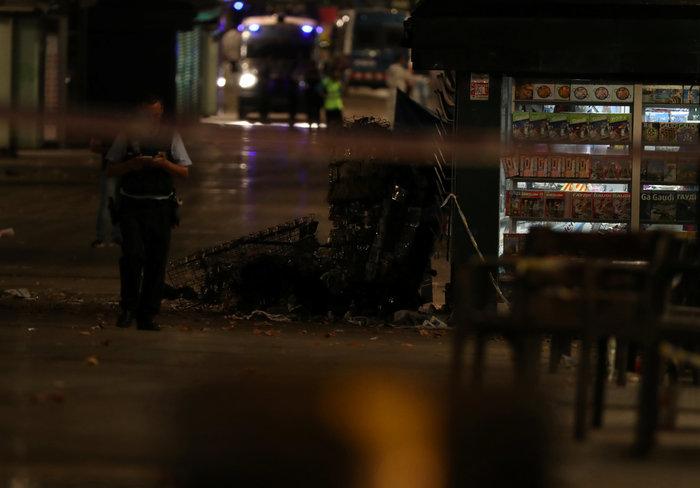 Σοκ: Ήθελαν να χρησιμοποιήσουν φιάλες βουτανίου στην επίθεση στη Βαρκελώνη - εικόνα 5