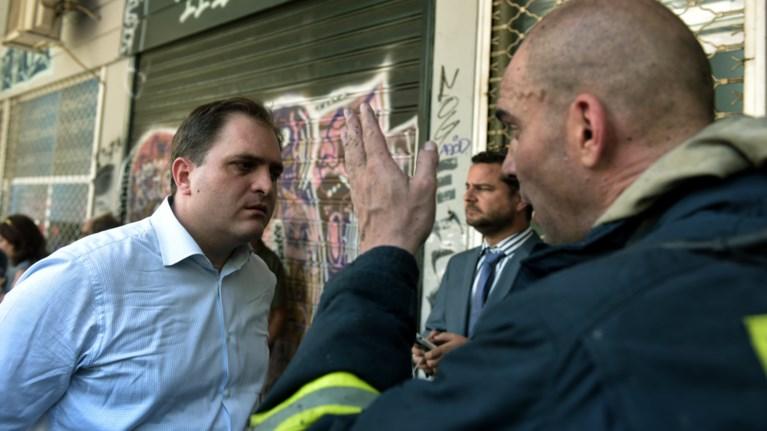 Πιτσιλής: Σκληρότερες οι κυρώσεις για απειλές κατά εφοριακών