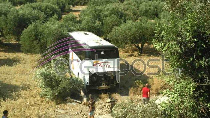 Σοκαριστικό τροχαίο με έναν νεκρό και τραυματίες στην Κρήτη - εικόνα 2