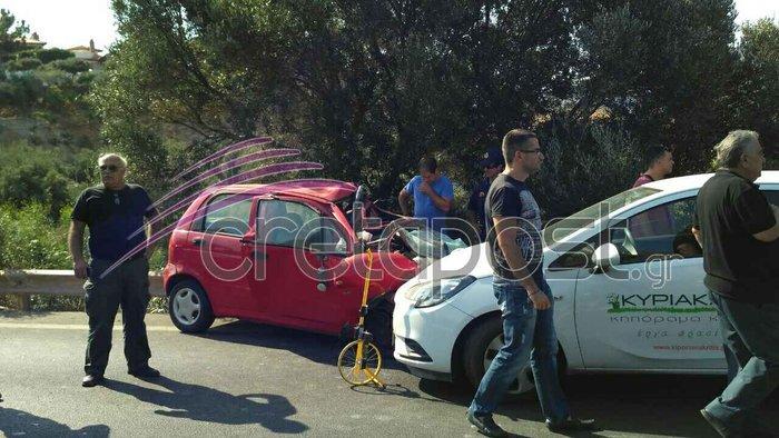 Σοκαριστικό τροχαίο με έναν νεκρό και τραυματίες στην Κρήτη - εικόνα 3