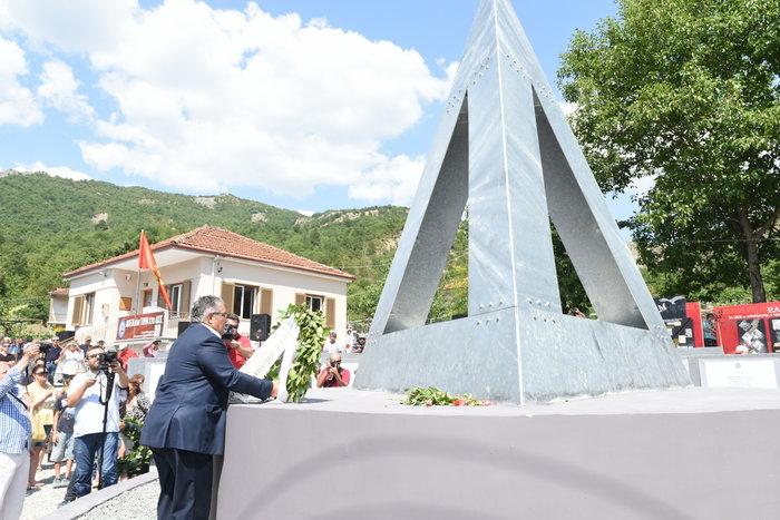Κόνιτσα: Ο Κουτσούμπας εγκαινίασε το Μουσείο του Δημοκρατικού Στρατού - εικόνα 3