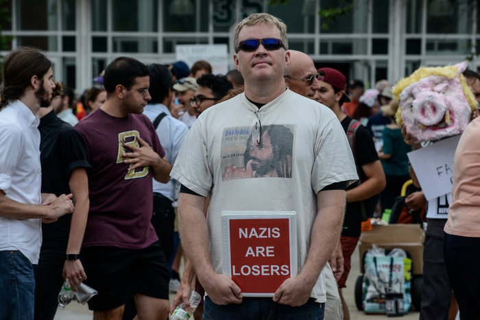 Χιλιάδες διαδηλωτές κατά του ρατσισμού στους δρόμους της Βοστώνης - εικόνα 2