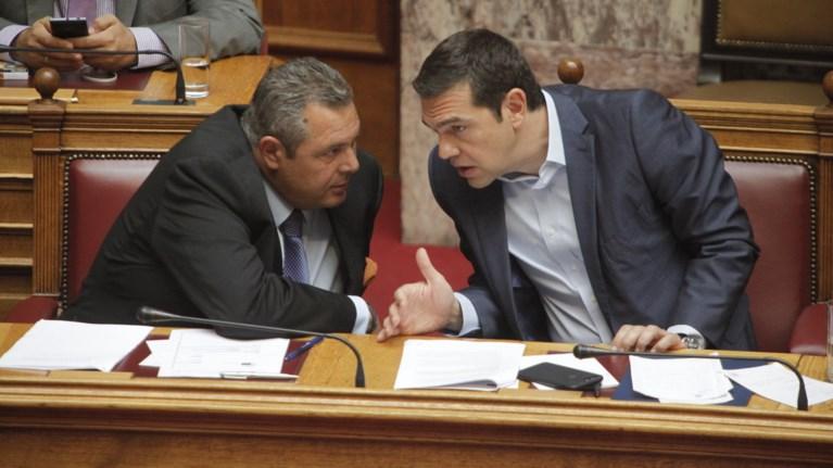 Αναταραχή σε ΣΥΡΙΖΑ - ΑΝΕΛ με αφορμή συνέδριο για τον ...κομμουνισμό