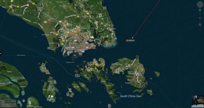 Σύγκρουση αντιτορπιλικού των ΗΠΑ με δεξαμενόπλοιο: Δέκα αγνοούμενοι - εικόνα 2