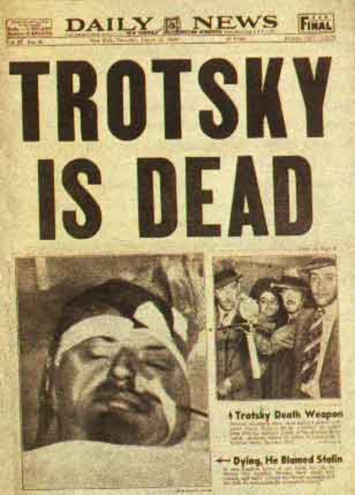 Γιατί μόνο Στάλιν; Υπάρχει και ο Τρότσκι: 77 χρόνια από τη δολοφονία του - εικόνα 2