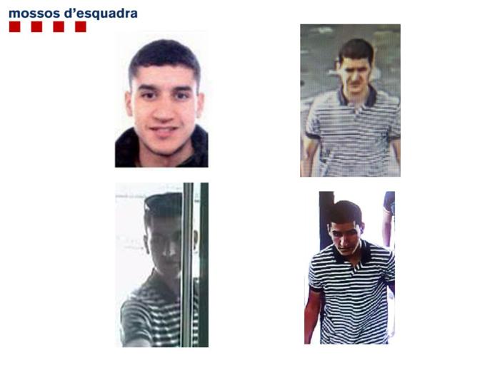 Νεκρός ο «μακελάρης» της Βαρκελώνης Γιουνές Αμπουγιακούμπ - εικόνα 5