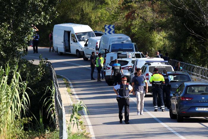 Νεκρός ο «μακελάρης» της Βαρκελώνης Γιουνές Αμπουγιακούμπ