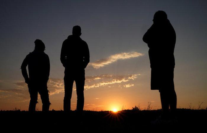 Φρενίτιδα για την ολική έκλειψη ηλίου, πού θα γίνει ορατή   (φωτό) - εικόνα 9