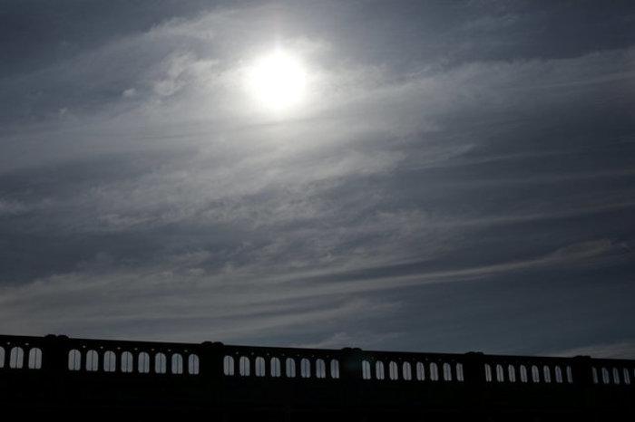 Οι πρώτες εικόνες από την ηλιακή έκλειψη στις 14 πολιτείες των ΗΠΑ - εικόνα 17