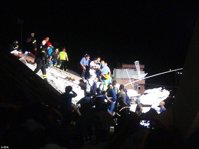 Σεισμός 4 Ρίχτερ στην Ιταλία με 2 νεκρούς και 39 τραυματίες - εικόνα 9