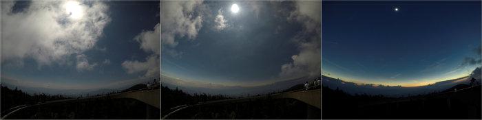 Μαγικές εικόνες του Reuters από την έκλειψη ηλίου στις ΗΠΑ - εικόνα 2