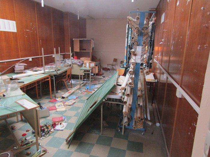 Εσπασαν και έκλεψαν σχολείο που πάνε Ρομά στο Αγρίνιο (φωτό) - εικόνα 6