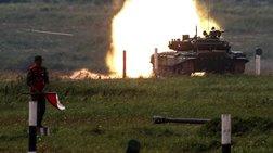 Μεγάλη ρωσική στρατιωτική άσκηση εν μέσω έντασης με τη Δύση (ΦΩΤΟ)