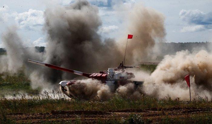 Μεγάλη ρωσική στρατιωτική άσκηση εν μέσω έντασης με τη Δύση (ΦΩΤΟ) - εικόνα 3