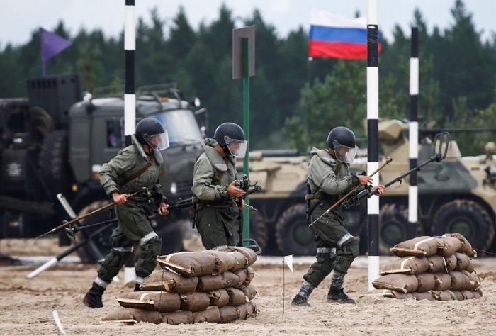 Μεγάλη ρωσική στρατιωτική άσκηση εν μέσω έντασης με τη Δύση (ΦΩΤΟ) - εικόνα 4