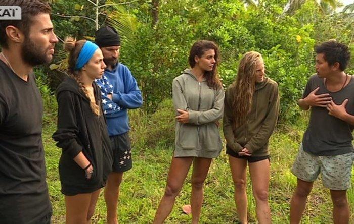Τα κορίτσια του Survivor στον ήλιο: Κολιδά και Εσκενάζυ παίζουν στην άμμο - εικόνα 3