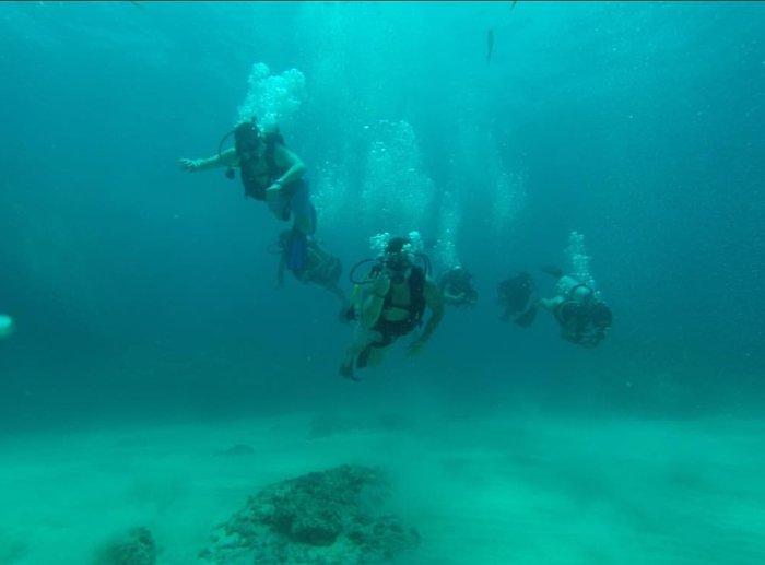 Διακοπές στην Τζαμάικα για τον Πετρετζίκη: Οι απίθανες υποβρύχιες εικόνες