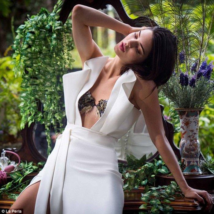 Η Κένταλ Τζένερ στον κήπο της Εδέμ: Η εκπληκτική φωτογράφηση - εικόνα 4