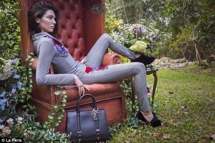Η Κένταλ Τζένερ στον κήπο της Εδέμ: Η εκπληκτική φωτογράφηση - εικόνα 5